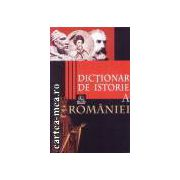 Dictionar de istorie a Romaniei
