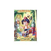 Ali Baba si cei 40 de hoti-carte de colorat