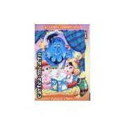 Aladin si lampa fermecata-carte de colorat