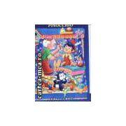 Pinocchio-carte de colorat