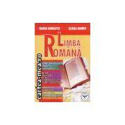 Limba romana-teorie,dificultati,subiecte pregatitoare