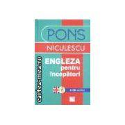 Engleza pentru incepatori+CD audio