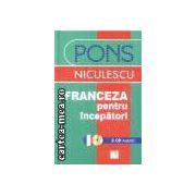 Franceza pentru incepatori+CD audio