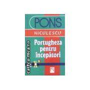 Portugheza pentru incepatori+CD audio