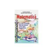 Matematica-culegere clasele III-IV