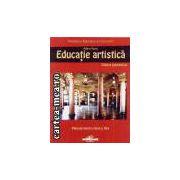 Educatie artistica-manual pentru clasa a XI-a