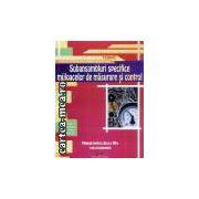 Subansambluri specifice mijloacelor de masurare si control-manual pentru clasa a XII-a