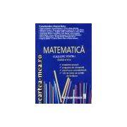 Matematica-culegere pentru clasa a VI-a