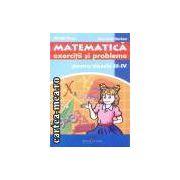 Matematica-culegere pentru clasele III-IV
