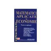 Matematici aplicate in economie-teorie si aplicatii