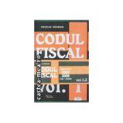 Codul fiscal comparat 2007-2008 vol I+II