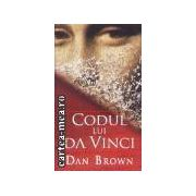 Codul lui Da Vinci(editura Rao, autor:Dan Brown isbn:978-973-103-206-)