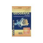 Geografia Romaniei,a Uniunii Europene si a Europei Teste Grila