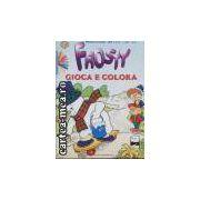 Frosty gioca e colora