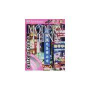 Eyewitness Modern China+Free clipart CD(editura Longman, autor:Poppy Sebag-Montefiore isbn:978-1-40531-859-)