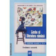 Limba si literatura romana clasa 5-evaluare curenta si preparator pentru testarea nationala