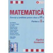 Matematica clasa a VI-a partea a II Algebra ,Geometrie