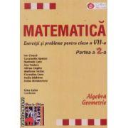 Matematica clasa a VII-a partea a II-a Algebra,Geometrie