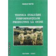 Tehnica evaluarii performantelor productive la ovine