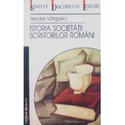 Istoria societatii scriitorilor romani