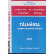 Talharia-culegere de practica judiciara