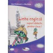 Limba engleza suport didactic pentru clasa I