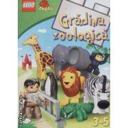Gradina zoologica 3-5 ani