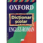 Dictionar scolar englez-roman