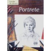Lectia de desen-Portrete