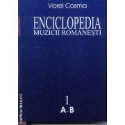 Enciclopedia muzicii romanesti vol. I A-B