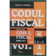 Codul fiscal comparat vol. I+II+III