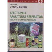 Afectiunile aparatului respirator,terapii complementare