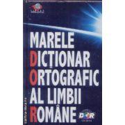 Marele dictionar ortografic al limbii romane+Cd