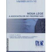Noua lege a asociatiilor de proprietari