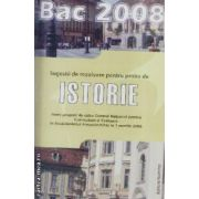 Istorie bac 2008