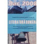 Literatura romana bac 2008
