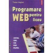 Programare Web pentru liceu