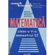 Mtematica clasa a V-a semestrul II