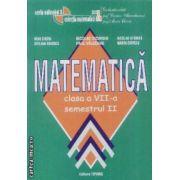 Matematica clasa a VII-a semestrul II