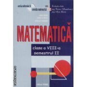 Matematica clasa a VIII-a semestrul II