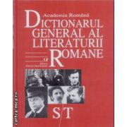 Dictionarul general al literaturii romane S/T