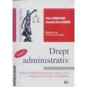Drept administrativ Partea I