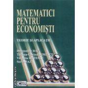 Matematici pentru economisti.Teorie si practica