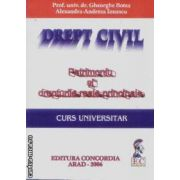 Drept civil patrimoniu si drepturile reale principale