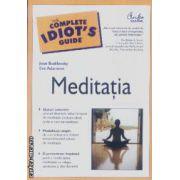 Meditatia(editura Curtea Veche, autori:Joan Budilovsky,Eve Adanson isbn:978-973-669-420-)