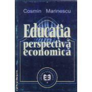 Educatia perspectiva economica