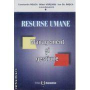 Resurse umane. Management si gestiune