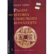 Pagini din istoria chirurgiei romanesti