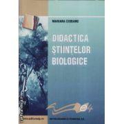 Didactica stiintelor biologice