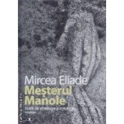 Mesterul Manole Studii de etnologie si mitologie